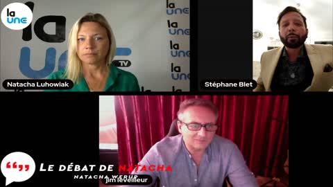 LE DEBAT DE NATACHA - JIM LEVEILLEUR + STEPHANE BLET