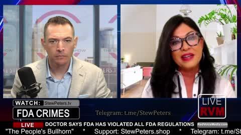 FDA Approval ILLEGAL! Doctor Reveals Pfizer Insert Proves Criminal Regulation Violations!