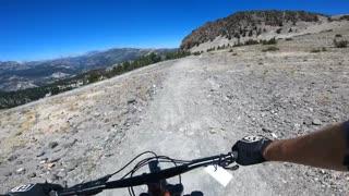 Mountain Biking Mammoth Mountain 2020