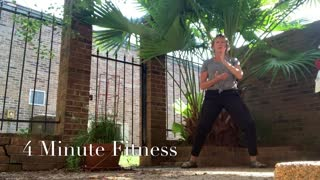 4 Minutes, 5 Movements exponential results!