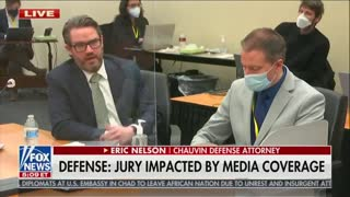 Chauvin Trial Judge BLASTS Maxine Waters on Live Video