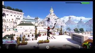 Kingdom Hearts 3 Ending (PS Remote)