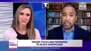 Why black voters are connecting with Trump. A pastor speaks.