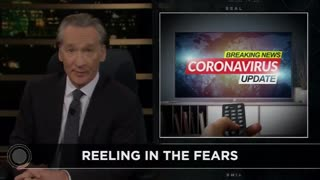 Bill Maher Goes on EPIC Rant Against Liberal Covid Fear Mongering