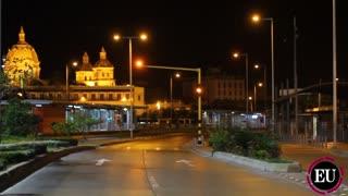 Primer día de toque de queda Cartagena