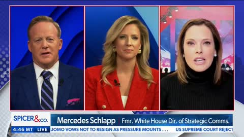 Mercedes Schlapp: We are not going to be silenced.