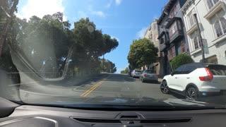 San Francisco driving 3