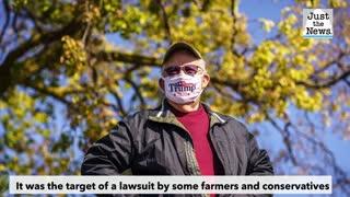 Judge halts Biden administration's no-whites-allowed farmer debt relief program