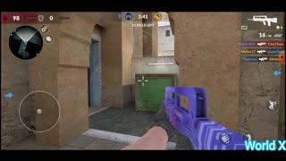 Critical Strike Counter Terrorist Online FPS - LVL2 - Part2 - 20 kills