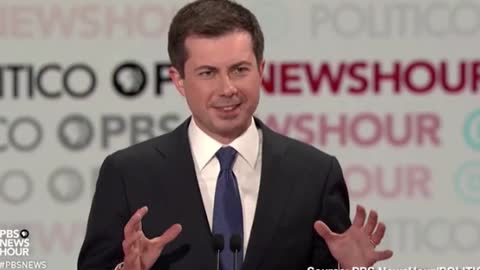 Buttigieg Commits to Reparations for Illegal Aliens