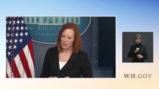 Reporter Traps Psaki for Covering Up Border Crisis