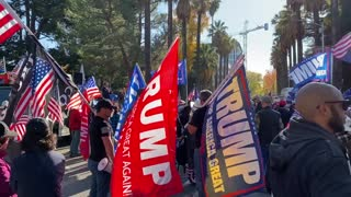 StopTheSteal _ California State Capitol Protest Sacramento, CA Week 4 November 28, 2020 IMG 2829