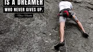 A Winner Is a Dreamer Who Never Gives Up