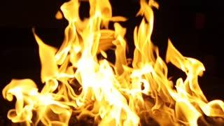 Flames Blazing