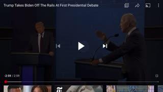 First Presidental debate 2020
