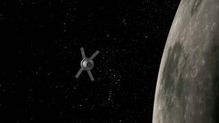 spaceship launching 2