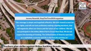 Truckers plan strike against Biden fracking threats