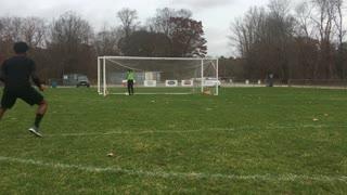 Beautiful goal