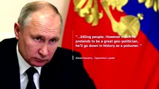 Russian court jails Kremlin critic Alexei Navalny