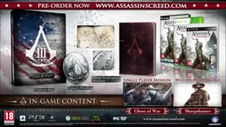 01 Imagine Dragons Radioactive music video ft. Assassins Creed 3