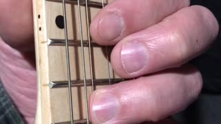 Guitar Theory - The Minor Pentatonic Scale on E-A-D strings