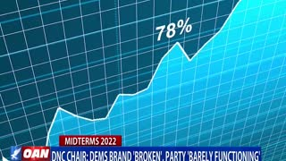 DNC Chair: Dems brand 'broken', party 'barely functioning'