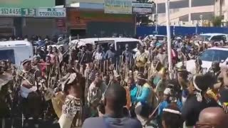 SouthAfrica Zulu people against mandatory vaccinations