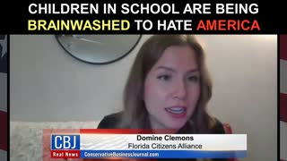 Children in School are Being Brainwashed to Hate America!