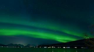 Aurora Borealis Timelapse Video - Northern Lights