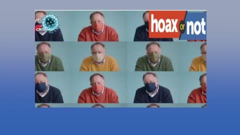 Hoax or not ... De heer M.V. R.