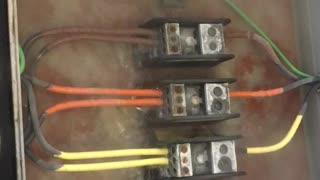 480v three phase water heater