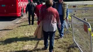 Bucket list Trump rally Valdosta Georgia