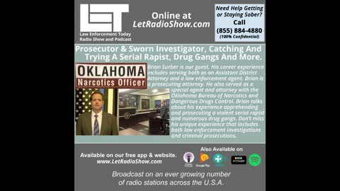 Prosecutor & Sworn Investigator, Catching And Trying A Serial Rapist, Drug Gangs And More.