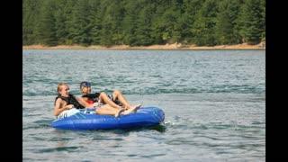 Humes Vid Laurel Lake August 2012