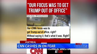 Real America - Dan #GETREAL 'CNN Cashes In On Fear'
