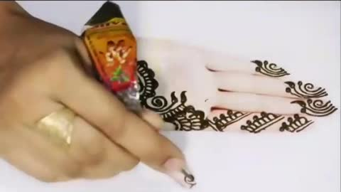 Beautiful Indian Mehandi designs