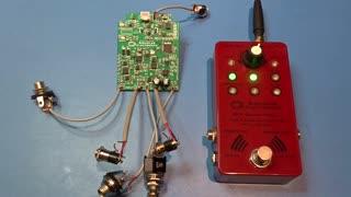 New concept of a guitar pedal: RFM guitar pedal v1