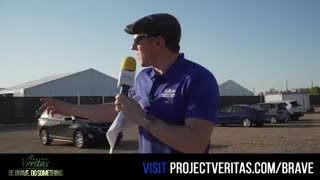 Project Veritas is at the Border