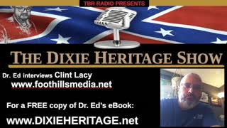 Dixie Heritage Show, Sept. 11, 2020 - Clint Lacy