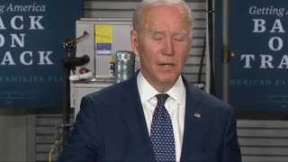 Biden Struggles To Give Speech On Education