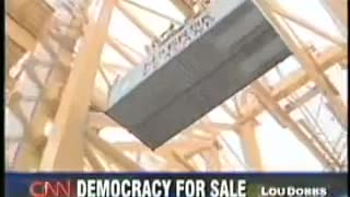 CNN's 2006 report warning about Dominian voting systems vs 2020 election problems