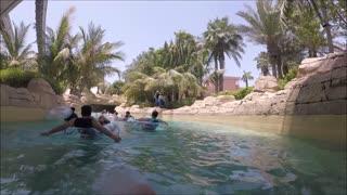 The Rapids   Atlantis the Palm   Aqua venture water park   Dubai   Water park
