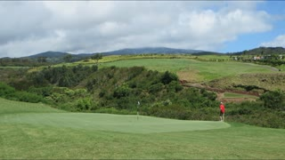 Maui, Kapalual Golf, Plantation Course, July 2016