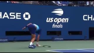 Novak Djokovic Cried for title