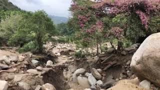 Emergencia en Piedecuesta por lluvias.