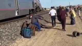 3 dead, multiple injured, after an Amtrak train derails in Montana