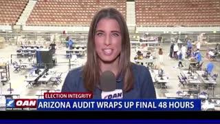 Arizona Audit UPDATE! 6/28/2021