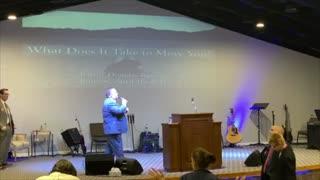 Pastor Raynor, April 18, 2021