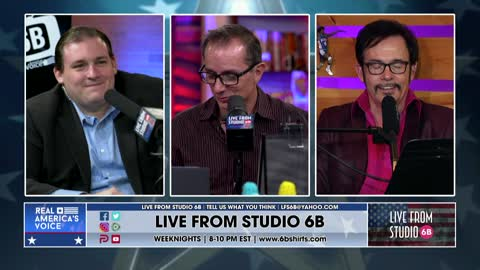 Live From Studio 6B - July 9, 2021