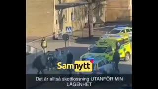 Breaking: Terror Attack in Sweden - Eight injured in Vetlanda
